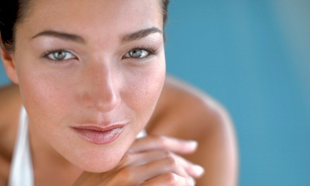 One or Three Dermapen Microneedling Treatments at Gardens Cosmetic Center (Up to 65% Off)