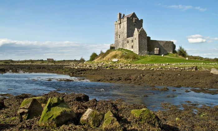 Ireland Vacation with Airfare from Great Value Vacations - New York City: 8-Day Ireland Vacation with Airfare, Hotels, and Train Tickets. Price/Person Based on Double Occupancy.
