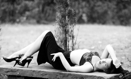 60-Minute Portrait Photo Shoot or 90-Minute Boudoir Photo Shoot at Vibrant Image Photography (Up to 80% Off)