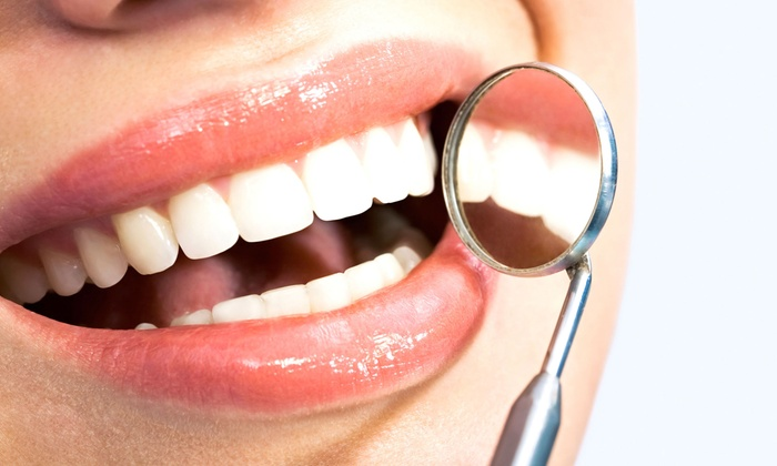 Smile Line Dentistry - Livermore: $69 for Dental Exam, Cleaning, and X-rays at Smile Line Dentistry ($473 Value)