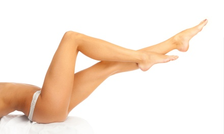 Laser Hair-Removal for a Small, Medium, or Large Area at Laser & Organic Spa (Up to 85% Off)