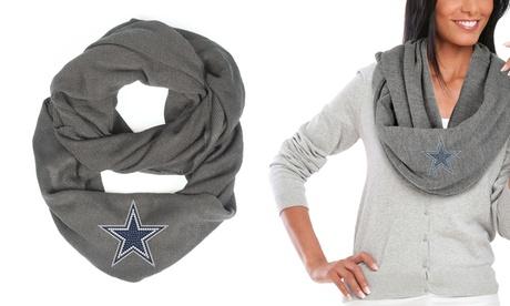 NFL Knit Infinity Scarf