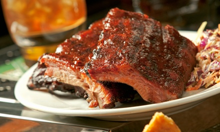 $22 for $40 Worth of Barbecue for Lunch for Two at Catalina Barbeque Co. & Sports Bar
