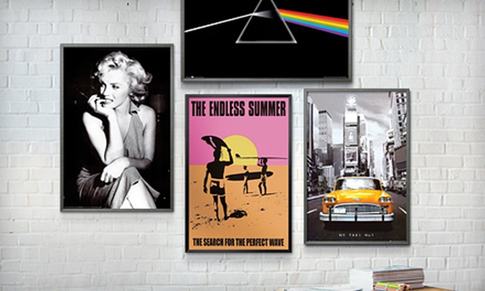 AllPosters.com: Posters, Artwork, and More from AllPosters.com (Up to 52% Off). Two Options Available.
