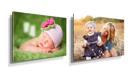for a Glass or Metal Personalised ReadytoHang Wall Print Don't Pay up to $345