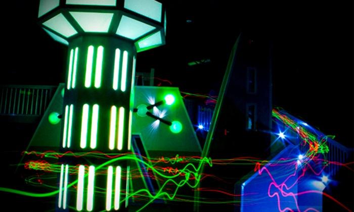 Laser Tag of Metairie - Metairie: Six or Nine Games of Laser Tag at Laser Tag of Metairie (Up to 48% Off)
