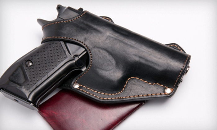 Elite Investigation & Protection Agency - Springfield: Four-Hour Concealed-Firearm Lecture Class for One or Two at Elite Investigation & Protection Agency (Up to 56% Off)
