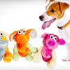 $12 for a Three-Pack of Majestic Pet Dog Toys