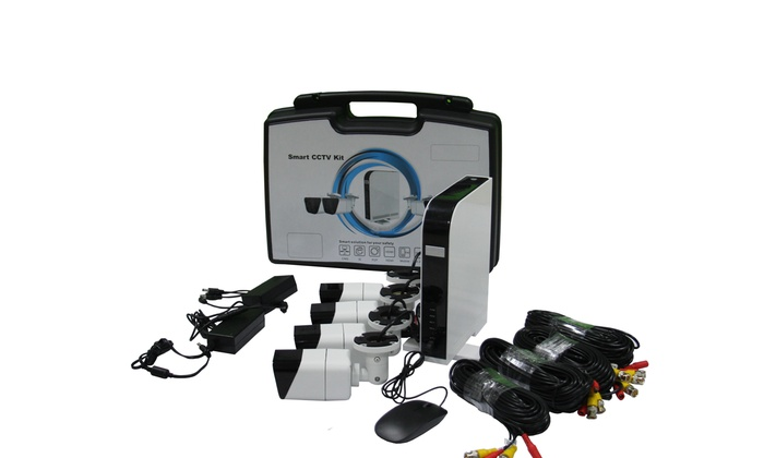 2M CCTV - Grand Prairie: $649 for $999 Worth of Safety and Security Tools — 2M CCTV