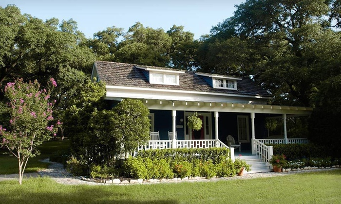 BlissWood Bed & Breakfast - Cat Spring: Two- or Five-Night Stay at BlissWood Bed & Breakfast in Cat Spring, TX