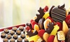 Edible Arrangements - North Side: Small Fruit Arrangement at Edible Arrangements (Up to 55% Off). Two Options Available.