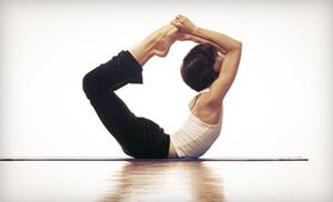 Radiance Bikram Yoga: 5 or 10 Classes at Radiance Bikram Yoga (Up to 71% Off)