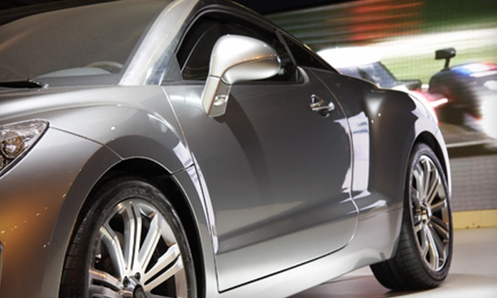 Algonquin Auto Wash & Detail - West Algonquin: One or Three Full-Service Car Washes for Cars or SUVs at Algonquin Auto Wash & Detail (Up to 65% Off)
