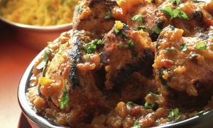 Balti King: Two-Course Indian Meal With Sundries and Drinks For Two or Four from £10 at Balti King (Up to 67% Off)