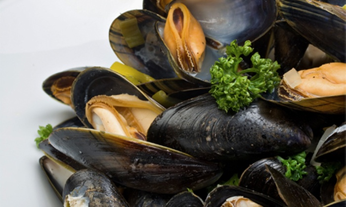 Flatheads - Richmond: Seafood at Flatheads (50% Off). Two Options Available.