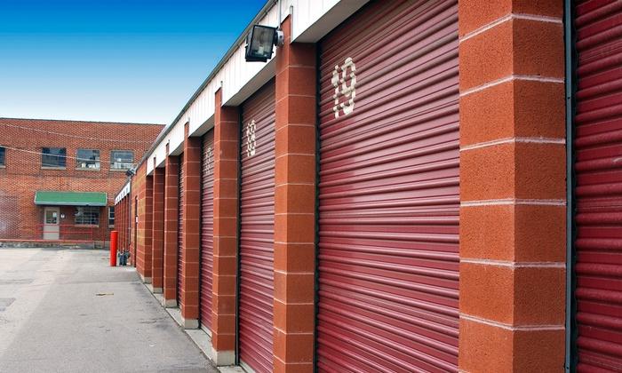 Storage Zone - Longwood: Three Months of Self-Storage Rental at Storage Zone (Up to 65% Off)