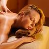 Massage et pose de pierres chaudes