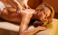 Massage et pose de pierres chaudes à partir de 29,99€ chez Sama Massage à Jette