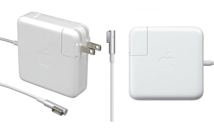 how to connect the ac adapter for a macbook pro