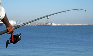 $27 For Half-day Fishing Trip For One ($45 Value)