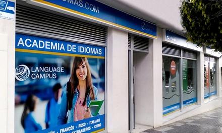 12, 18 o 24 clases de conversación en inglés en Language Campus, disponible en 3 centros