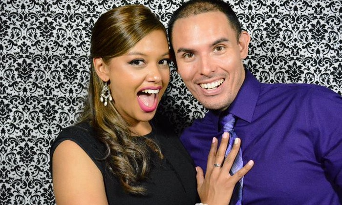 Delight Photo Booth - San Antonio: $67 for $475 Worth of Wedding Photography — Delight Photo Booth