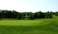 A Day or an Afternoon of Golf for One or Two with Bacon Rolls and Tea or Coffee at Nazeing Golf Club