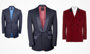 A Suit That Fits, Nationwide: Tailor-Made Two-Piece Suit with Optional Tailor-Made Shirt at A Suit That Fits, Nationwide (Up to 48% Off)