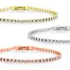 15 CTTW Cubic Zirconia Eternity Tennis Bracelet