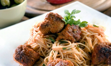 Italian Cuisine at Luigi's Italian Restaurant ($25 Value)