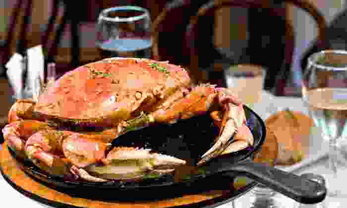 The Stinking Rose - North Beach: $150 for 4 Mailed Gift Cards Good for $50 Worth of Italian Food at The Stinking Rose ($200 Value)