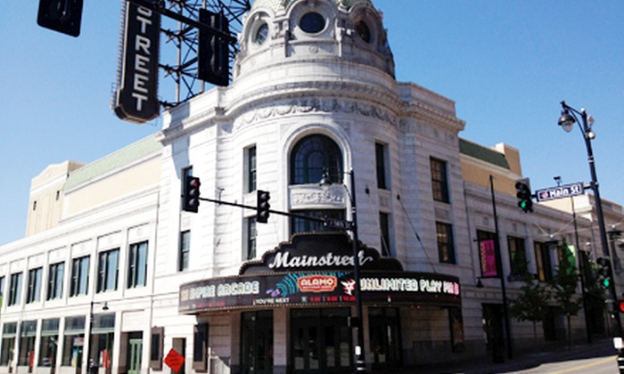 Alamo Drafthouse Cinema - Alamo Drafthouse Cinema - Mainstreet: $5 for a General Admission Movie Ticket at Alamo Drafthouse Cinema (Up to a $9.50 Value)