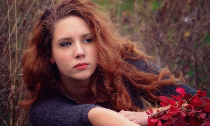 Young Image Makeup & Photography - Raleigh / Durham: $125 for a One-Hour Outdoor Photo-Shoot Package from Young Image Makeup & Photography ($300 Value)
