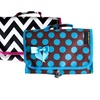 Folding Toiletry Bag with Hanging Clip