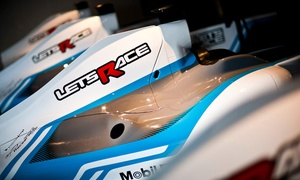 Lets Race: F1 Racing Simulator Experience at Lets Race (Up to 43% Off)