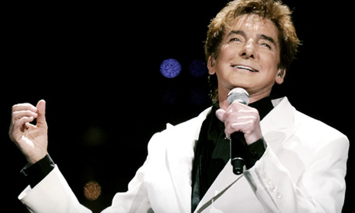 Barry Manilow: Manilow on Broadway - Downtown: Barry Manilow Concert at Consol Energy Center on Friday, April 19 at 7:30 p.m. (Up to 51% Off). Two Options Available.