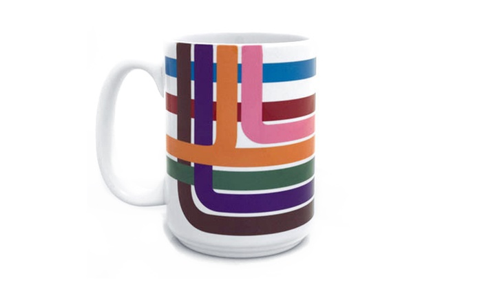 Transit Tees - IN-STORE PICKUP: Chicago Loop Stripe or The Great Lakes Coffee Mug with In-Store Pickup at Transit Tees (33% Off)