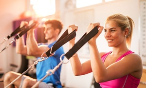 Castle Fitness: Four- or Eight-Weeks of Group Fitness Classes at Castle Fitness (Up to 52% Off)