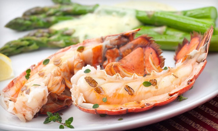 Maine-Ly New England - Zephyrhills: $12 for $25 Worth of Seafood at Maine-Ly New England in Zephyrhills