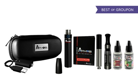 Atmos Dry Herb, Wax, and Oil Vaporizer Kit