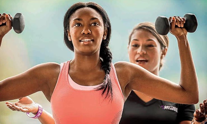 Anytime Fitness Saint Paul - Multiple Locations: $29 for One-Month Gym Membership with Three Personal Training Sessions at Anytime Fitness ($179 Value)