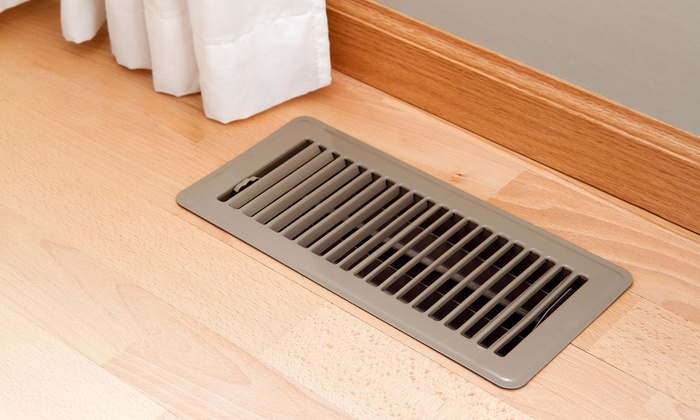 how to clean return air vents