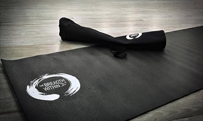 The Breadth Within - Roslyn: Five Yoga Classes at The Breadth Within (65% Off)