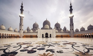 Luxury Tours: Abu Dhabi City Tour for One, Two or Four with Luxury Tours  (Up to 68% Off)