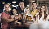 1Big Night Out - Multiple Locations: Central London, Camden or Shoreditch Pub Crawl for Up to Six from 1Big Night Out (Up to 61% Off)