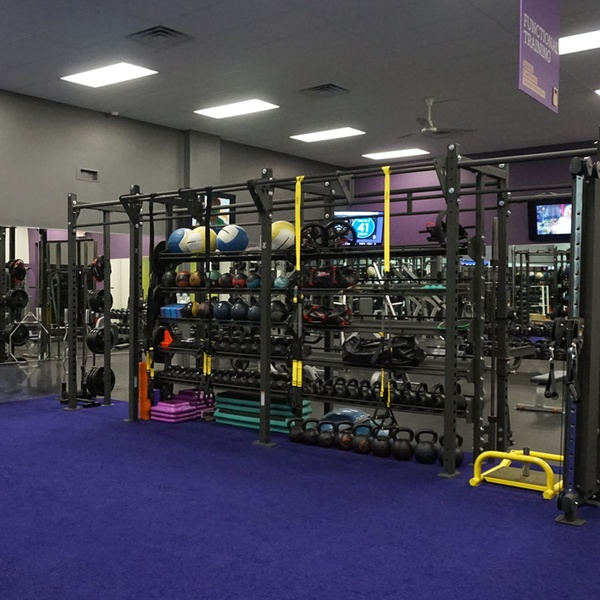 Anytime Fitness Up To 85 Off Groupon