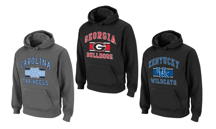 4cc1e699 Colosseum Men's NCAA Passer Fleece Hoodie