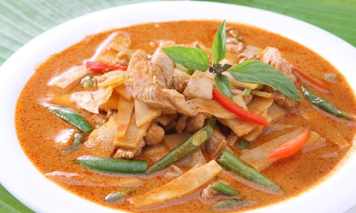 Simply Thai Cuisine - Chesapeake: $11 for $20 Worth of Thai Food at Simply Thai