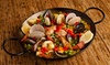 Cafe Sevilla - Cafe Sevilla: Spanish Lunch Cuisine at Cafe Sevilla (Up to 38% Off). Three Options Available.