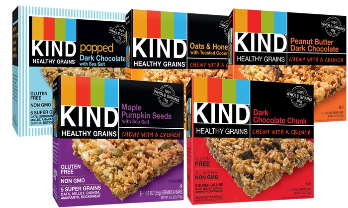 Discount Whole Foods Kind Bars